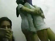 Arab Amateur Girls Dancing For The Cam