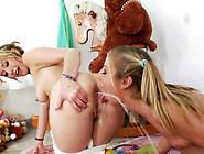 Teen Slut Squirts Milk