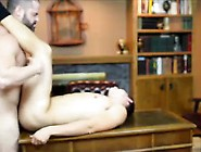Older Gay Man In Suit Assfucks A Young Guy