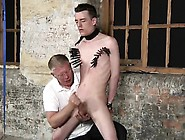 Dad Boy Gay Porn Movie Sean Mckenzie Is Strapped Up And At T