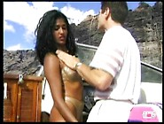Hot Indian Girl In Boat-Christina/dai Lany/dailany