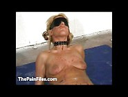 Crystel Leis Bizarre Anus Hot Waxing And Blindfolded Blondes Har