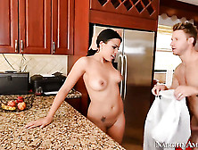 Luna Star With Bubbly Ass And Clean Beaver And Hard Dicked Fuck