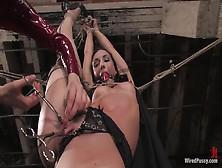 Wenona Put Into Extreme Bondage!!!