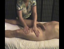 Massage Wih Happy Ending