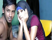 Newly Married South Indian Couple With Ultra Hot Babe Webcam Sho