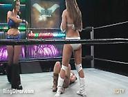 Wrestling Domination Cuntbust 1 (Areing Deevas)