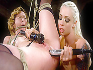 Hottest Fetish Adult Scene With Exotic Pornstars Tina Horn And L