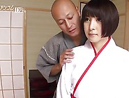 Japanese Girl Finding Miko A New Job
