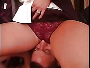 Mistress Fight And Sit On Slaves Face With Fun