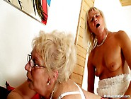 Horny Moms Strapon Sex Experience