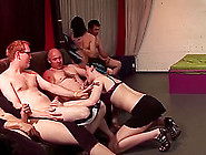 Cute German Teens First Extreme Gangbang Bukkake Fuck Party Orgy