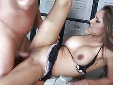 Nataly Rosa Gets Her Wet Pussy Filled With Cock