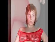 Rote Strapsherrin Musik Slideshow