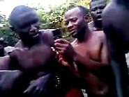 Crazy Young People In Brazzaville Congo