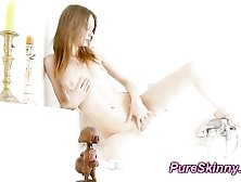 Petite Skinny Teen Candy From Rusia