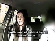 Casting In A Car