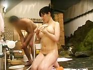 Azusa Nagasawa Hot Japanese Gangbang Scene