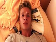 Hot German Teen Boy On The Beach No Sex