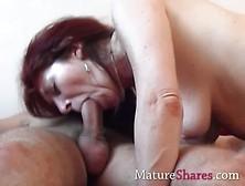 Nice Soft Granny Boobies