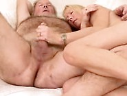 Hairy Daddy With Wife