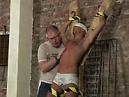 Naked Guys New Gimp Stud Kenzie Had No Idea This Is What Was