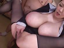 Hitomi Giant Tits Gangbang Free Big Natural Tits Porn Video. Flv
