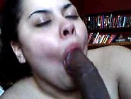 Chubby Amateur Loves Black Cock In Her