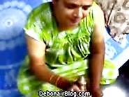 Telugu Handjob's Aunty