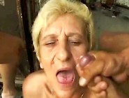 Ugly Granny Dp,  Cum Piss In Ghetto By Satyriasiss