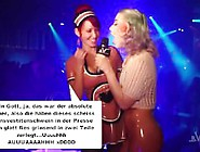 Die Latex Maid Luder Tv Show