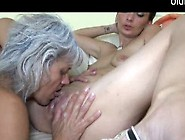 Mature Licking Pussy Of Younger Girl