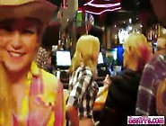 Hot Babes On A Sexy Cowgirl Party