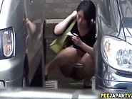 Japanese Hos Outdoor Piss