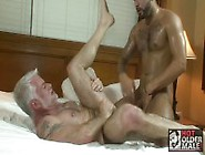 Handsome Silver Daddy Jake Marshall And Young Stud Rikk Fuck On
