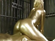 Abg-001 (Gold Paint 0Nly)