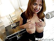 Huge Naturals Latina Milf Behind The Scenes