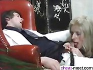 Small Tits Retro Slit Gets Licked And Sucking Dick