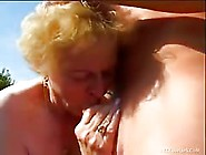 Granny Is Addicted To A Younger Cock