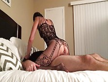 image Pornstar annika albryte licks up her creampie