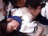 Jap Teen Small Tits Kissing