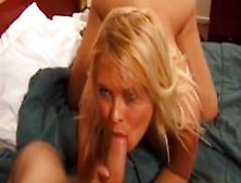 Sexy Dina Jewel Riding Her Fellow Hotel Guest