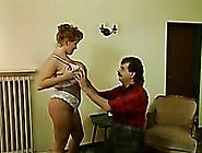 Chunky Retro Slut Sucks A Cock Greedily And Enjoys It From Behin