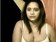 Big Boob Janu Aunty On Web Camera