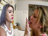 Danger Enormous Beautiful Hands By Valkiria Storm And Paulinha B