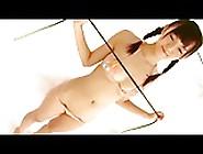 Cute Japanese Girl In Micro Bikini