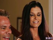 Mature Pornstar Creamed Video