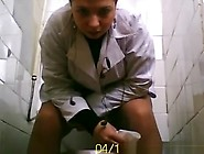 Public Toilet Spy Camera Compilation Of Women Peeing