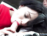 Sexy Teen Vicky Love In Stockings Banged By Stranger