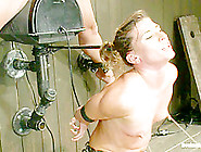 Dia Zerva Ariel X In Nipple Brutality On The Sybian Until Sweaty